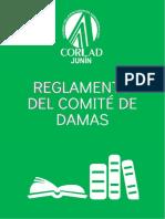 Reglamento Del Comité de Damas