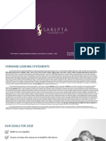 Sarepta JPM 2019 Final