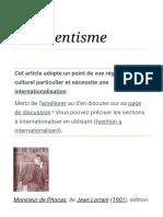 Décadentisme — Wikipédia