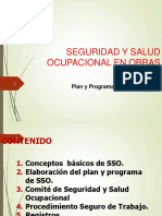 03- Plan y Programa de SSO
