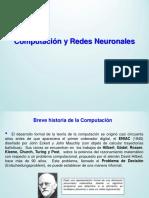 Computacion y Redes Neuronales, por M. Rodriguez