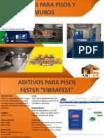 Presentación Expo Aditivos Para Pisos y Muris