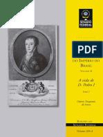 Fundadores Do Império Do Brasil - Tomo I