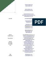 Copy of American Vendors List