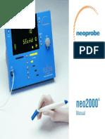 Neoprobe Modelo2100