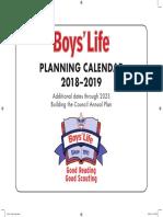Bs a Calendar