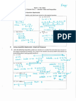 math3 unit 2 test review key pt 2 - abs values and inequalities 1819