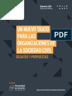 Informe Nuevo Trato OSC Sociedad en Accion 2019