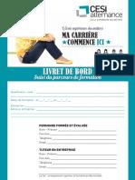 Livret de Bord 2015 - CESI Alternance - Version PDF Modifiable - 08.09.2...
