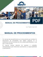 Manual de Procedimientos - MAPRO