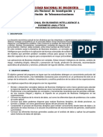 Business Intelligence Business Analytics Actualizado