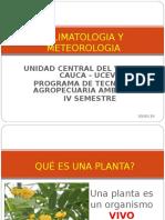 Climatologia & Meteorología