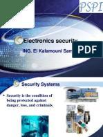 Electronics Security PSPI 2010