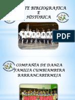 Compañia de Danza Flia Cumbiambera
