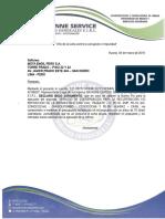 Propuesta Dayanne Service - Motaengil