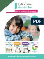 Librairie des écoles - Catalogue 2019