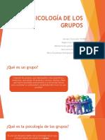 La Psicología de Los Grupos-1