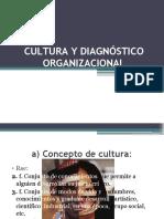 Cultura y Diagnóstico Organizacional