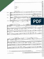 Ligeti String Quartet No. 1 - I