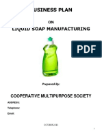 BUSINESS PLAN FOR Soap Making.docx