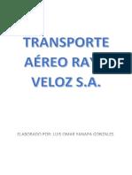 Contabilidad de Transporte - Rayo Veloz