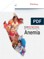 Plan Multisectorial de Lucha Contra La Anemia v3