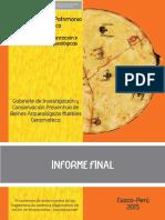 Informe Final Muyuqmarca 2015