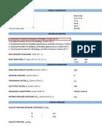 Windload Analysis NSCP 7th Ed.
