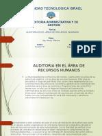 RRHH AUDITORIA TAREA Nº11.pptx