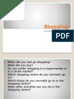Shopping Conversation