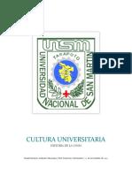 Historia de La UNSM - Daniel kenjyro arakaki nakayama