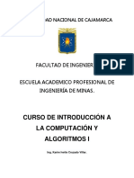 Algoritmos I KICV