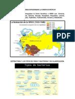 Qué Países Integraban La Unión Soviética - Estructura y Los Tipos de Virus y Bacterias y Su Clasificación.