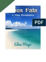 Livro DEUS FALA - De Edna Mayo