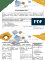 4 Guía de Actividades y Rubrica de Evaluación -Fase 4 Experimentación Activa (2)