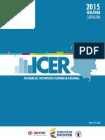 ICER Bolivar 2015