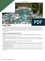 Los Ríos _ Geografía