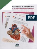 Santamarina, G., Atlas de Información Al Propietario, Sistema Cardiorrespiratorio. 2016