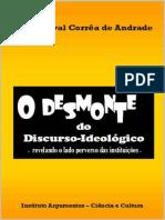 Demerval C. de Andrade - O Desmonte do Discurso Ideologico