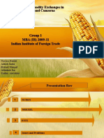 1. Agricultural Commodity Exchanges in India Issues and Concerns
