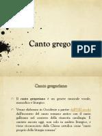 Gregoriano Metodo e Messe(1)