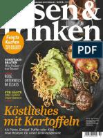 Essen Und Trinken Magazin Oktober No 10 2018