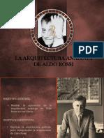 ANALISIS ALDO ROSI
