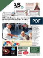 Mijas Semanal Nº841 Del 31 de mayo al 6 de junio de 2019