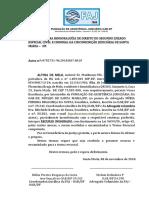 Altina de Melo Recurso Inominado (PDF)