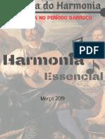 Revista do Harmonia - A música no período Barroco março.19