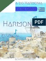 Revista do Harmonia - A música da Grécia nov.18
