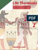 Revista do Harmonia - A música do Egito out.18
