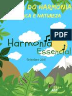 Revista do Harmonia - Música e Natureza Set-18