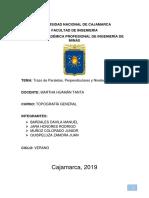 Topo Nivelacion